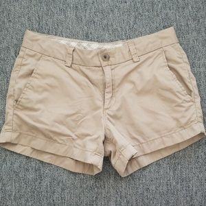 Uniqlo Khaki Shorts